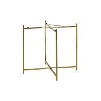 FLEX - legs S - metal - L 47 x W 47 x H 42 cm - gold