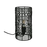 MAZE - table lamp - metal - DIA 15 x H 25 cm  - black