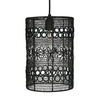 MAZE - hanging lamp - metal - DIA 20 x H 30 cm  - black
