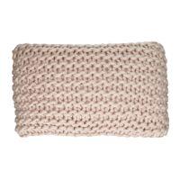 NITTU - cushion - acrylic - L 50 x W 30 cm - pink