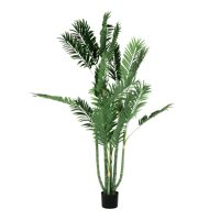 JUNGLE FEVER - artificial plant - synthetic / metal - H 167 cm - green