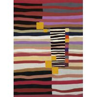 PARAYO - canvas - linen - L 100 x W 4,5 x H 140 cm - multicolor