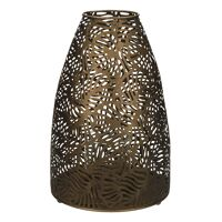 LIEF - lantern - metal / glass - DIA 13 x H 20 cm - gold