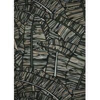 ARIZONA - tableau - lin / bois - L 100 x W 4,5 x H 140 cm - mix de couleurs