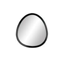 ORGANIC - spiegel - metaal - L 34,5 x  W 2,75 x H 37,5 cm - brons