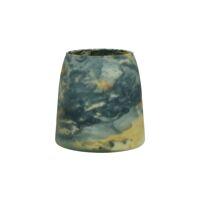 ZINGARO - hurricane - glass - DIA 12 x H 12 cm - mix of colours