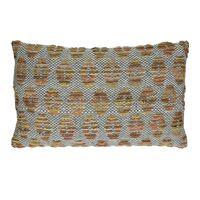 COELHO - coussin - coton - L 30 x H 50 cm - mix de couleurs