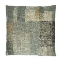 TOUDOU - cushion - cotton / polyester - L 45 x W 45 cm - multicolor