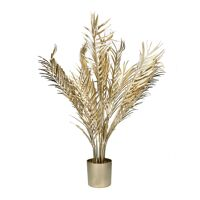 FLORIDA  - artificial plant - synthetic / metal - H 120 cm - champagne