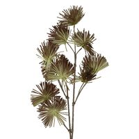 ORPHEA - artificial flower - metal - H 125 cm - light green