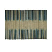 AZUL - placemat - bamboe - L 48 x W 33 cm - blauw