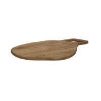 PICAR - chopping board - acacia wood - L 48 x W 27 x H 1,5 cm - natural