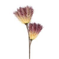 FIORI - artificiële bloem - kunststof - H 92 cm - licht rood