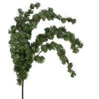 FIORI - artificiële bloem - kunststof - H 130 cm - groen