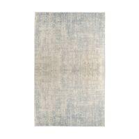 TERRA MATRIX - tapijt - polyester / decolan vezel - L 170 x W 240 cm - blauw