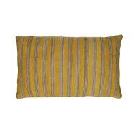 NICE - kussen - katoen - L 50 x W 30 cm - geel