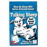 Talking Inflatable Sheep Doll