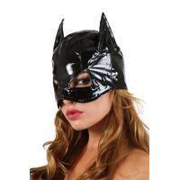 Catwoman masker in vinyl