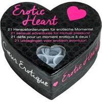 Mini hart vol erotiek - NL/FR/EN/D