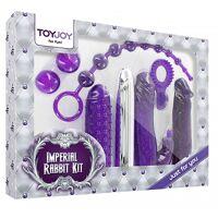 Kit de Sextoys - Violet