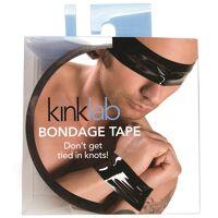 Zwarte Bondage Tape
