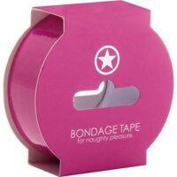 Tape pour bondage - rose