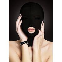 Masque de soumission avec ouverture bouche