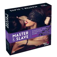 Master & Slave Purple - spel in 10 talen