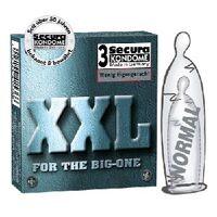 Preservatif grande taille