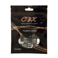 CB-X plastic locks