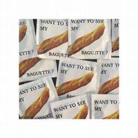 Préservatif Humouristique Want To See My Baguette ?