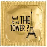 Condoom - Want To See The Eiffel Tower