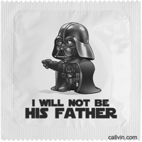 Condoom - I Will Not Be His Father