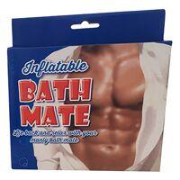 Inflatable Bath Mate - opblaastorso