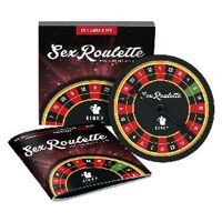 Sex Roulette Kinky - 10 talen