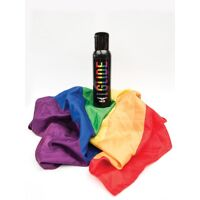 Lubrifiant glide silicone gay pride 250ml