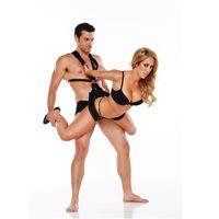 Balançoire en harnais - Body swing