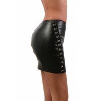 Leatherlook skirt