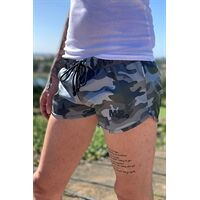 MR Camo Mini Short