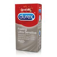 durex feeling ultra sensitive 12p