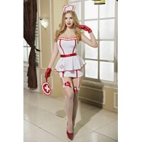 Kostuum - Verpleegster - 8 pcs
