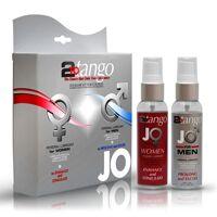 Jo- 2 tango koppel glijmiddelset