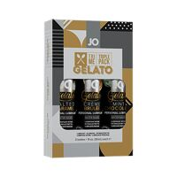 Pack de 3 lubrifiants - Tri Me Triple Gelato