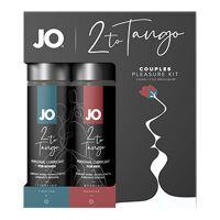 Jo - 2 tango koppel glijmiddelset