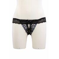 Luipaardprint string - SoisBelle - Open