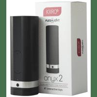 Connected vibrerende masturbator Kiiroo Onyx 2 Teledildonic