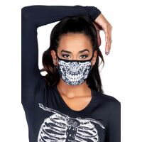 Masque - Lace skull