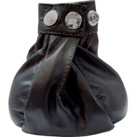 Mister B Leather Lead Weighted Ball Bag 1 kg