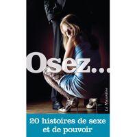 20 histoires de sexe et de pouvoir