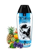 lubrifiant à base d'eau TOKO au goût 165ml